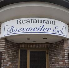 Restaurant-Baesweiler-Eck-Eingang