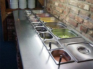 Restaurant-Baesweiler-Salatbar
